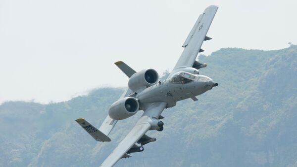 Aereo USA A-10C Thunderbolt - Sputnik Italia
