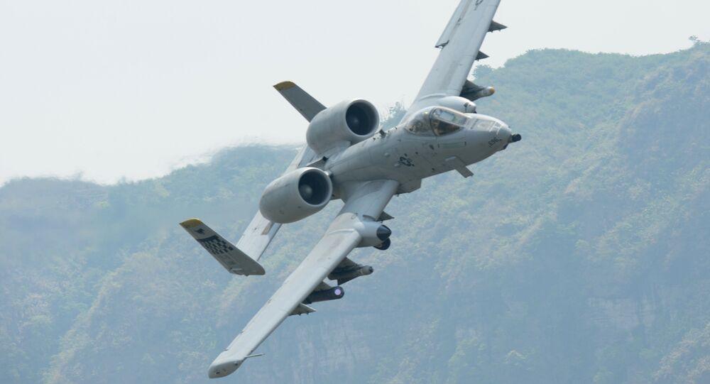 Aereo USA A-10C Thunderbolt