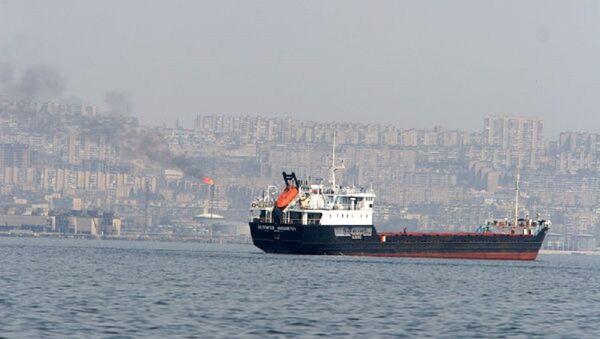 Navi nel Mar Caspio - Sputnik Italia