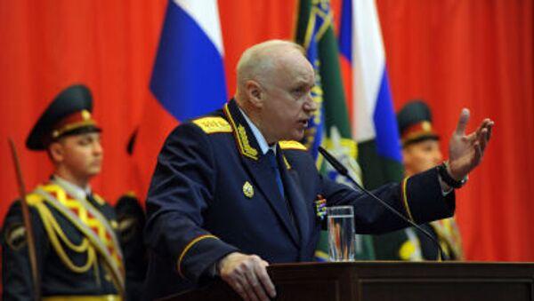 Alexander Bastrykin, il presidente del comitato investigativo della Russia - Sputnik Italia