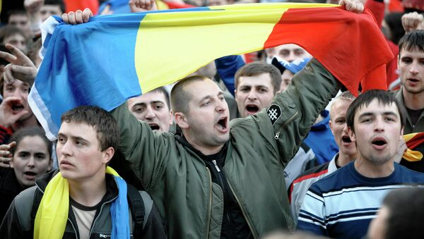 Manifestazione a Chisinau - Sputnik Italia