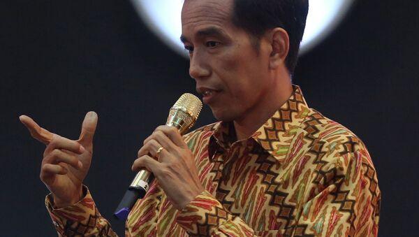 Presidente dell'Indonesia Joko Widodo - Sputnik Italia