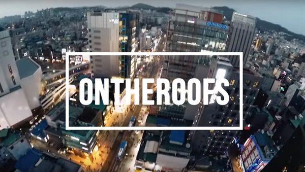 Roofer russi in Corea del Sud - Sputnik Italia