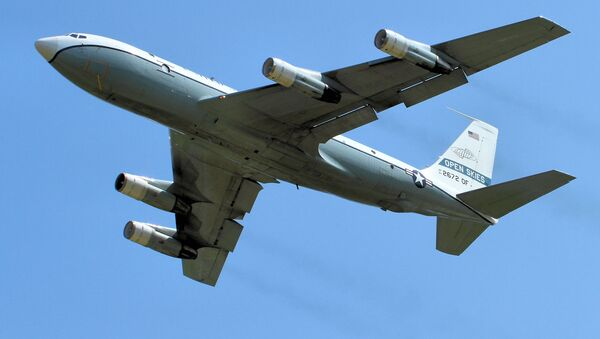 Aereo da ricognizione americano Boeing OS-135B - Sputnik Italia