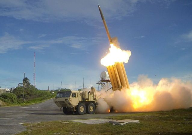 Sistema anti-missile americani Thaad