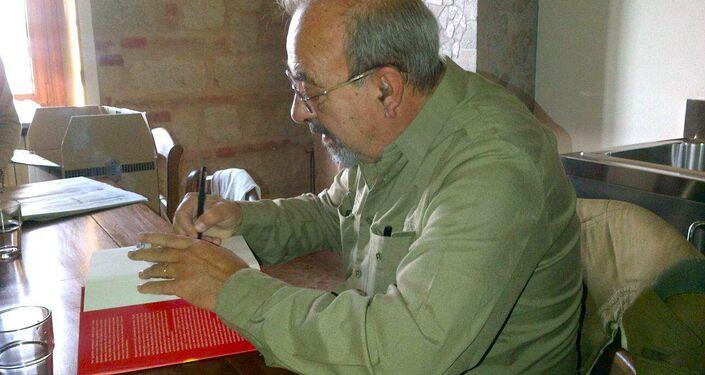 Vauro Senesi, vignettista