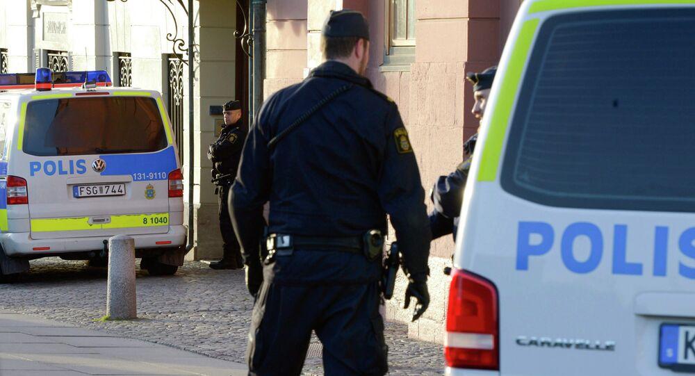 Polizia svedese
