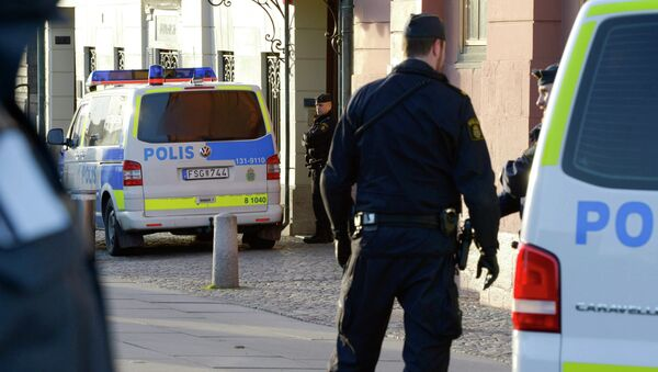 Polizia svedese - Sputnik Italia