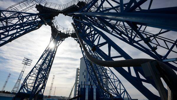 Cosmodromo Vostochny - Sputnik Italia