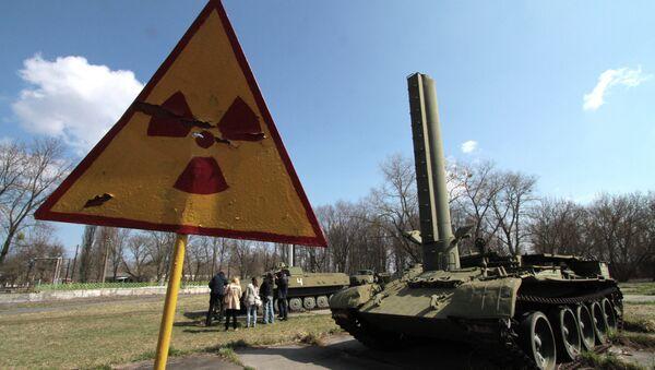 Pripyat, Chernobyl exclusion zone - Sputnik Italia