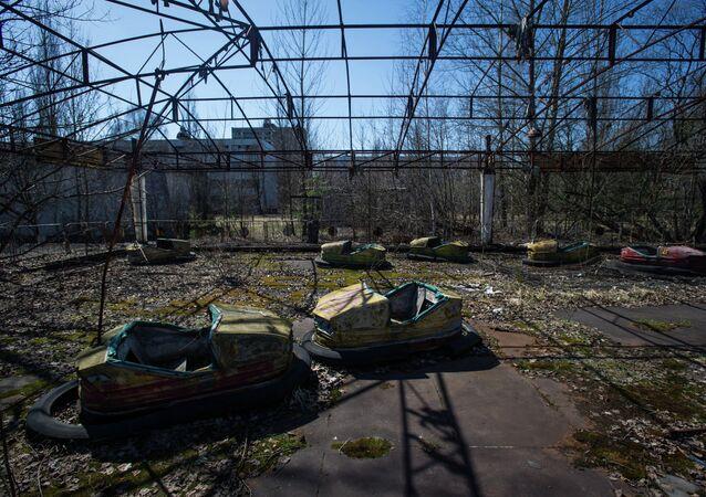 Il luna park di Chernobyl, dove tutto si è fermato al 26 aprile 1986