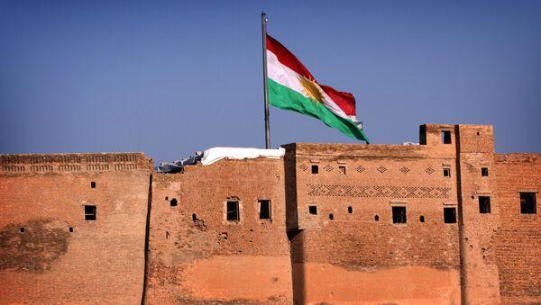 Bandiera dell'Iraq - Sputnik Italia