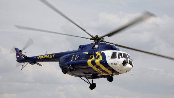 Mi-171 helicopter - Sputnik Italia