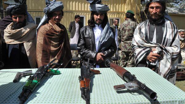 Former Taliban fighters - Sputnik Italia