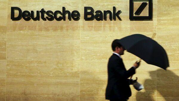 Deutsche Bank - Sputnik Italia