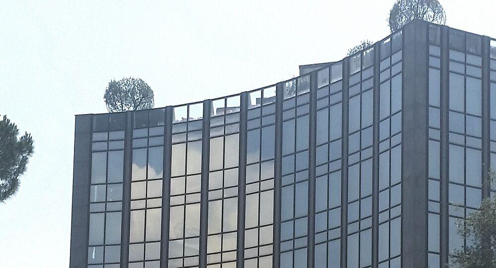Sede centrale Finmeccanica a Roma