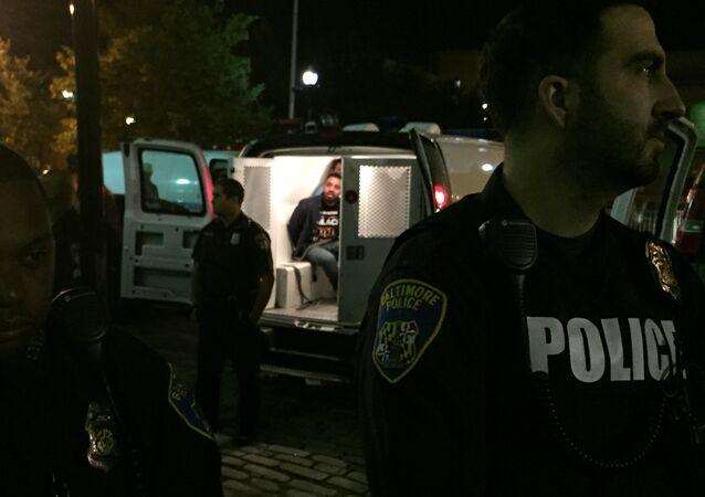 Polizia di Baltimora