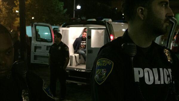 Polizia di Baltimora - Sputnik Italia