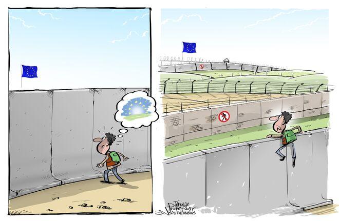 Migranti nell'UE
