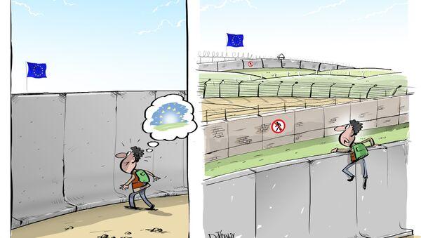 Migranti nell'UE - Sputnik Italia