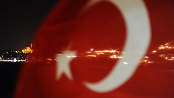 Türkiye - bayrak - laiklik - Sputnik Italia