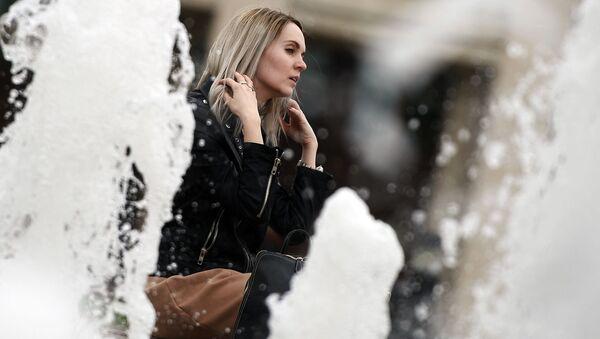 A Mosca si accendono le fontane. - Sputnik Italia