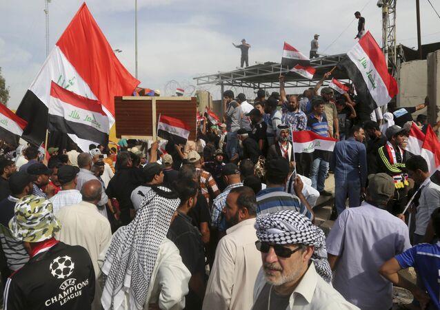 Sciiti a Baghdad