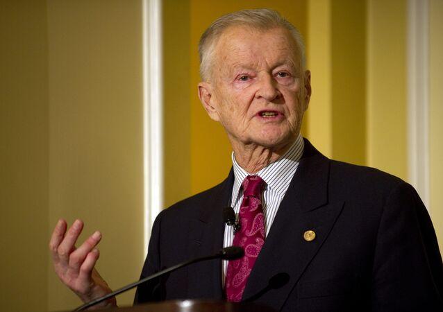 Zbigniew Brzezinski (foto d'archivio)