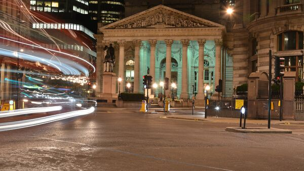 Bank Of England, City of London - Sputnik Italia
