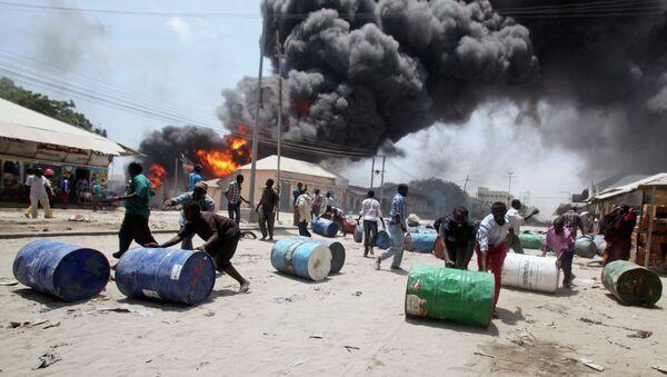 Caos in Somalia - Sputnik Italia