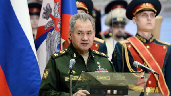 Ministro della Difesa Sergey Shoygu - Sputnik Italia