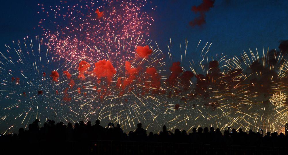 Festa della Vittoria a Mosca