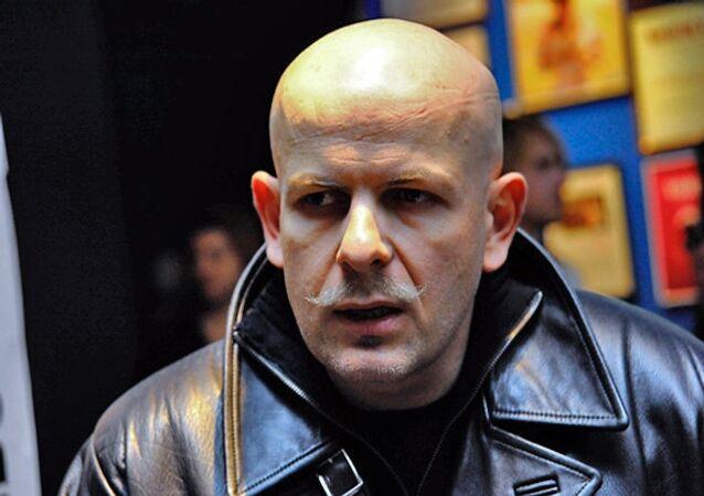 Giornalista d'opposizione ucraino Oles Buzina