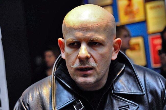 Il giornalista Oles Buzina
