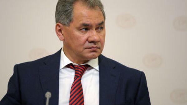 Ministro della Difesa della Russia Sergey Shoygu - Sputnik Italia