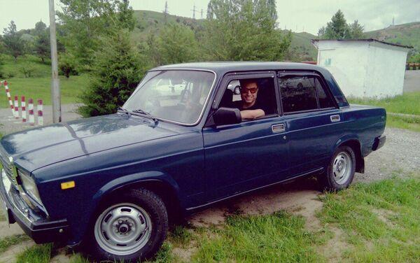 50 anni e non sentirli, Test-Drive su una Zhiguli per l'inviato di Sputnik Italia - Sputnik Italia