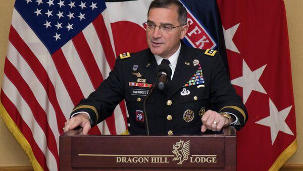 Generale Curtis Scaparrotti, nuovo comandante della NATO in Europa - Sputnik Italia