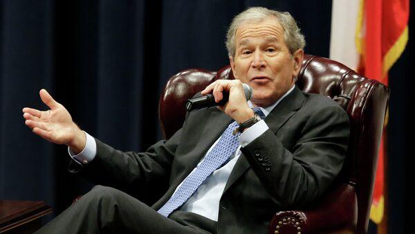 George W. Bush - Sputnik Italia