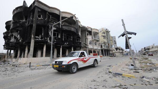 Sirte, Libia - Sputnik Italia