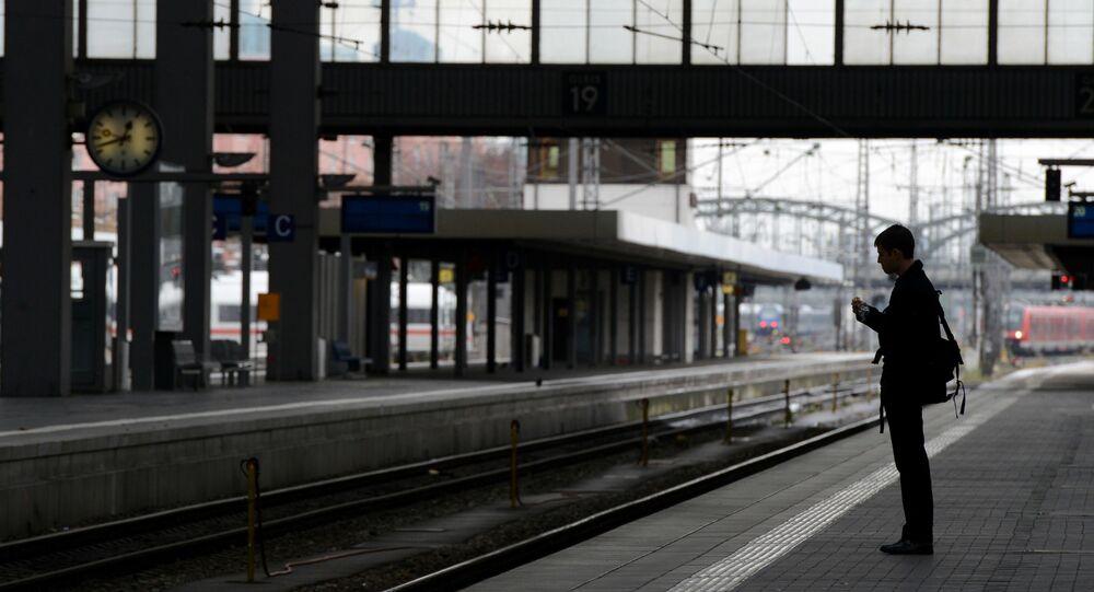 Stazione di Monaco di Baviera