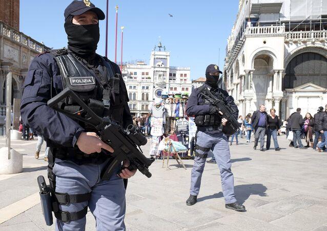 Polizia in Italia