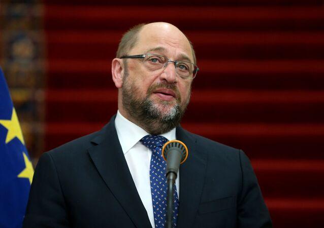 Presidente Europarlamento Martin Schulz