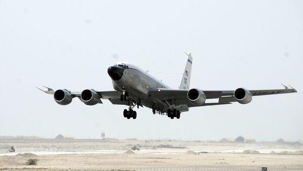 Aereo spia USA RC-135W - Sputnik Italia