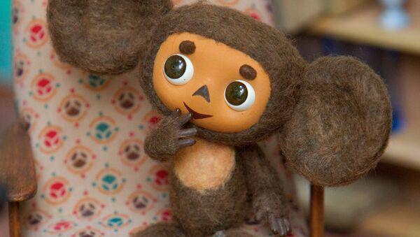 Кукла–персонаж Чебурашка - Sputnik Italia