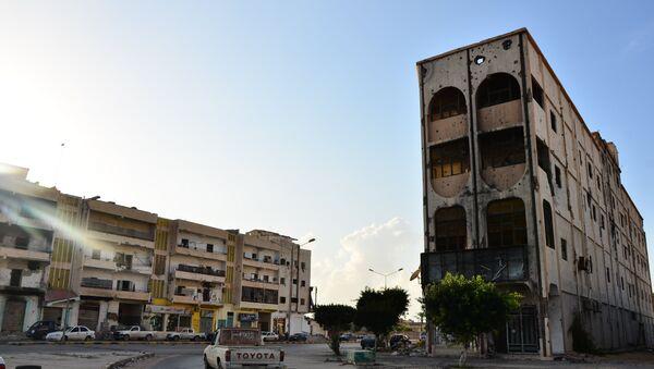 Misrata, Lybia (archive) - Sputnik Italia