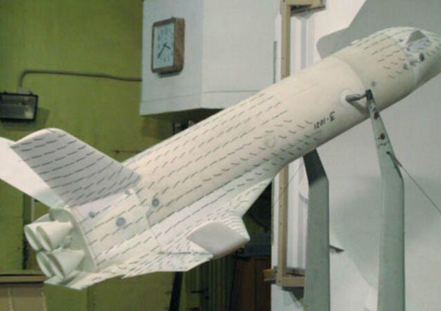 Prototipo della nuova navicella spaziale russa
