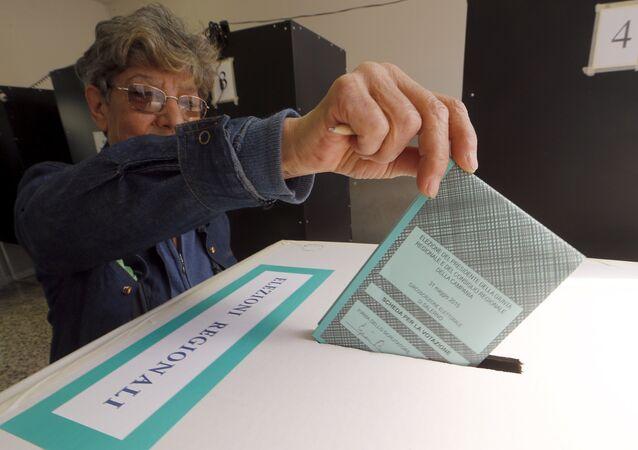 Elezioni Regionali in Italia