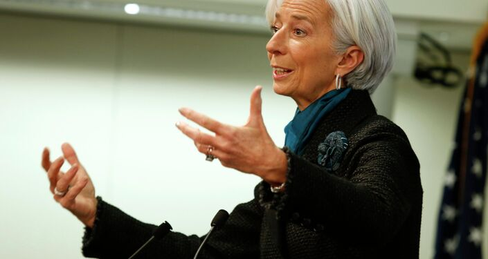 Christine Lagarde, ex direttore Fmi e nuovo presidente Bce