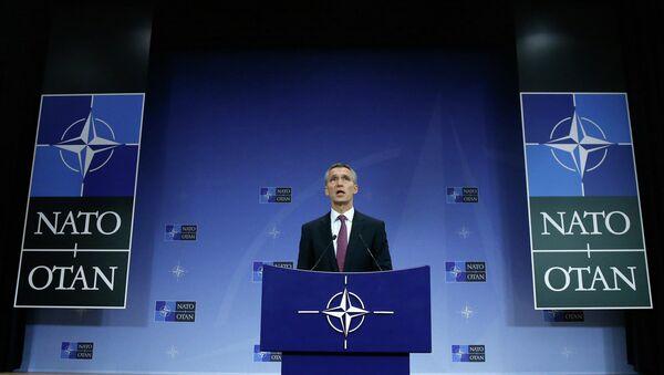 Il segretario generale della Nato, Jens Stoltenberg, - Sputnik Italia