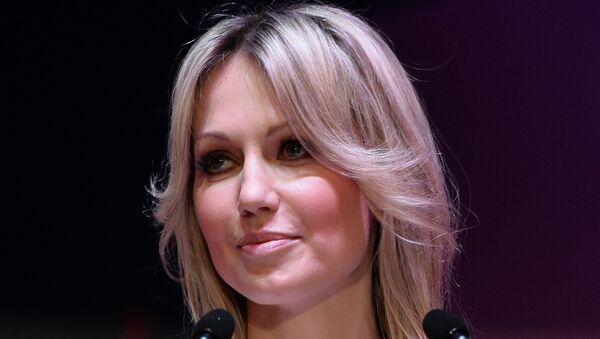 Magdalena Ogórek, candidata dell'Alleanza della Sinistra Democratica per la presidenza della Polonia - Sputnik Italia